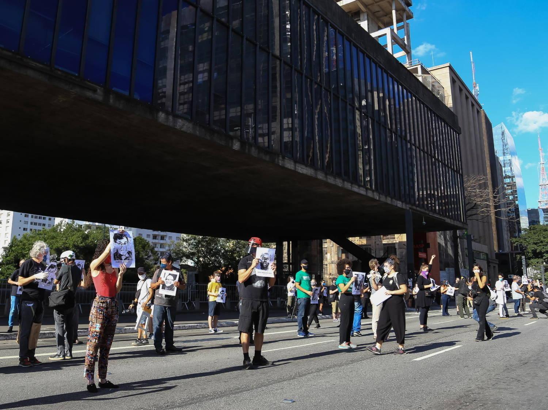 Manifestantes terão que se alternar entre a Paulista e outros endereços