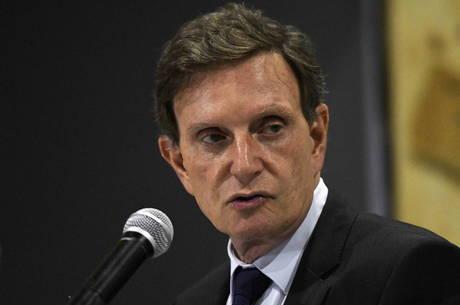 Prefeito do Rio, Marcelo Crivella estará na 'Live JR'