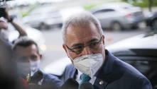 Novo ministro diz que política de combate a pandemia é do governo