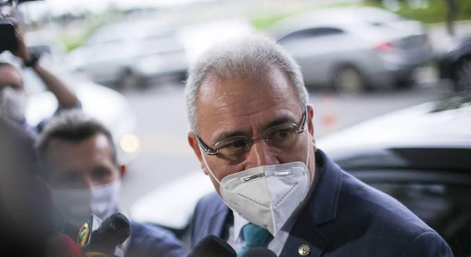 Marcelo Queiroga, escolhido novo ministro da Saúde para lugar de Pazuello