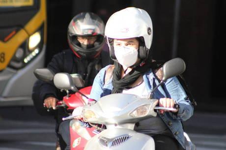 SP: Multa por não usar máscara começa a valer hoje