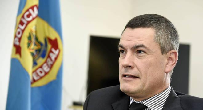 Valeixo, ex-diretor-geral da PF, será ouvido hoje por delegados federais