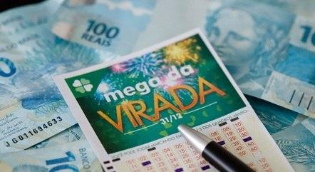 Mega da Virada pode pagar prêmio estimado em R$ 300 milhões