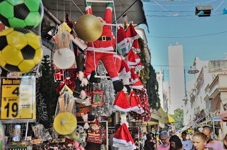 Compra de presentes para si mesmo deve movimentar R$ 36 bi no Natal