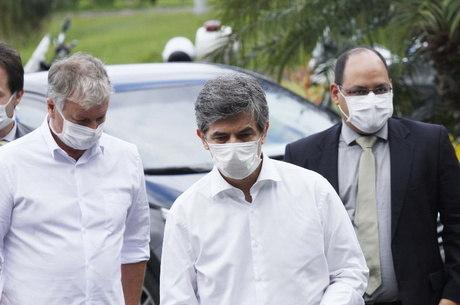 Ministro está no Rio de Janeiro