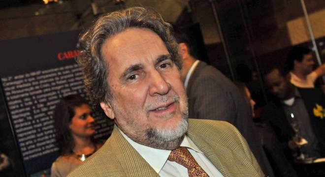 Jornalista Nirlando Beirão