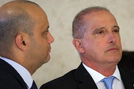 Onyx foi criticado por parlamentares do PSL