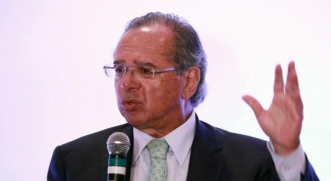 Paulo Guedes participa das reuniões do FMI em Washington