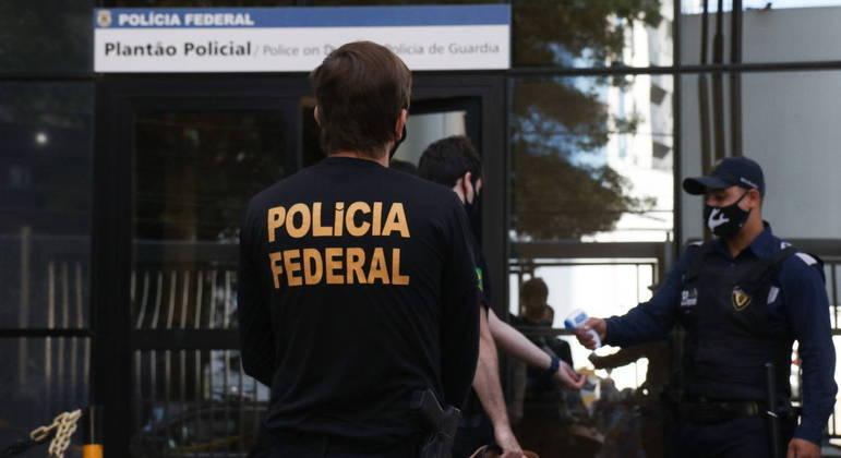Operação Lotter, da PF, desarticulou quadrilha especializada em fraudar o auxílio emergencial