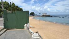 Com 82% das UTIs lotadas, Salvador volta a bloquear praias e clubes