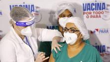 Todos os Estados do país e o DF já iniciaram vacinação contra a covid