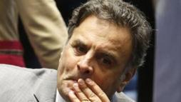 Após ação da PF, Ministro do Supremo rejeita prisão domiciliar para Aécio Neves ()