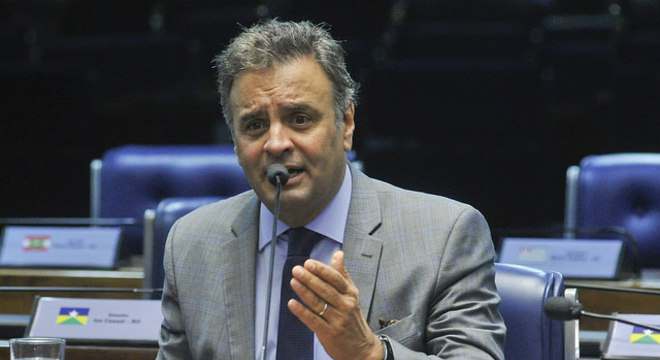 Aécio será julgado na Justiça de Belo Horizonte