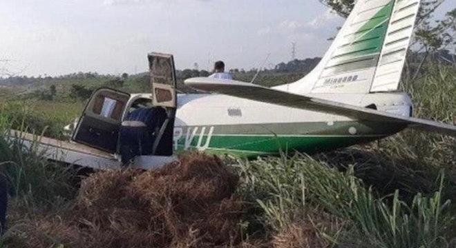 Aeronave que levava Bengston faz pouso forçado no Pará
