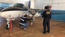 PF investiga aeronaves modificadas para tráfico de drogas em SP