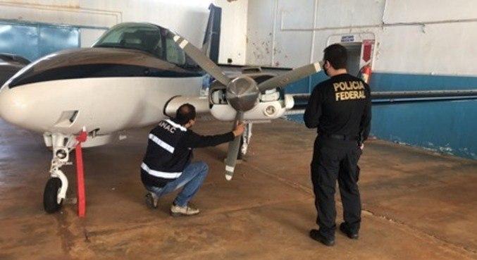 Técnicos da Anac estão verificando componentes das aeronaves em busca de alterações irregulares