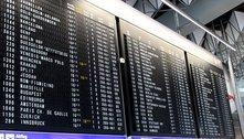 França suspende todos os voos com o Brasil 'até novo aviso'