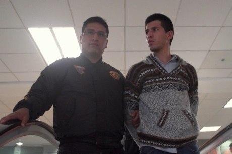 O programa Aeroporto mostra as ações policiais em terminais de embarque