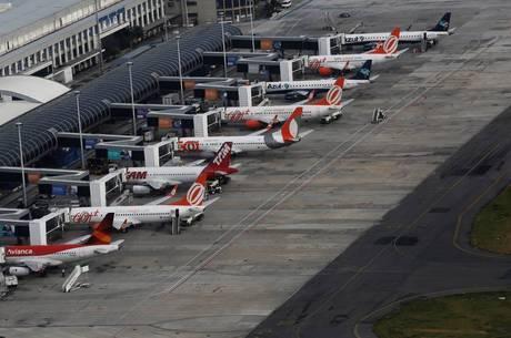 Governo quer fortalecer setor aéreo brasileiro