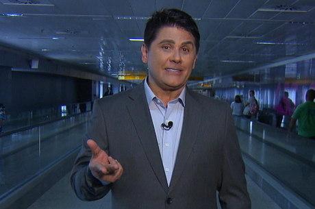 Cesar Filho apresenta 'Alerta Aeroporto'
