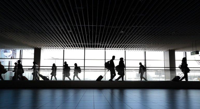 EUA têm lista com os destinos não recomendados para viajar durante a pandemia de covid-19