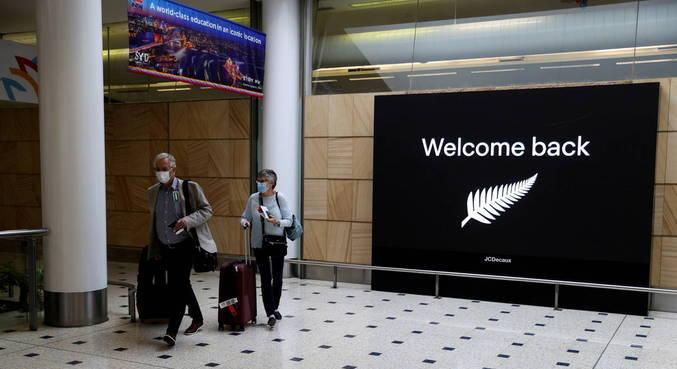 Nova Zelândia suspende viagens com Austrália após surtos de covid