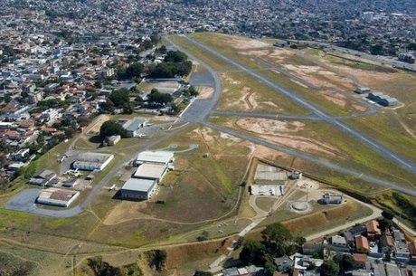Aeroporto será desativado pelo governo federal