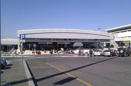Aeroporto Ciampino teve funcionamento suspenso