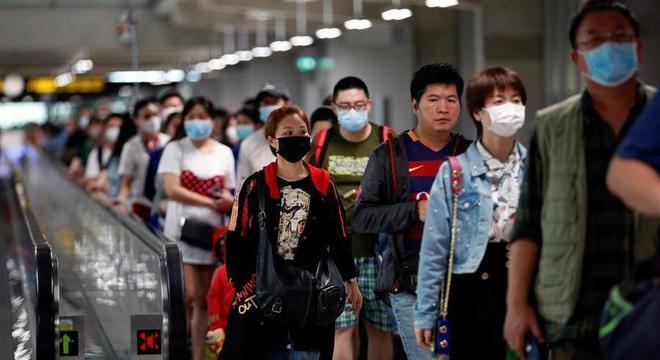 Governo chinês ordenou medidas nacionais para detectar o novo vírus em trens, ônibus e aviões