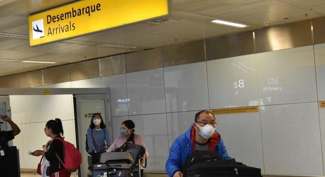 Homem de 61 anos é o primeiro caso de coronavírus confirmado no país