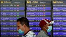 Regras rígidas do uso de máscaras nos aeroportos começam hoje