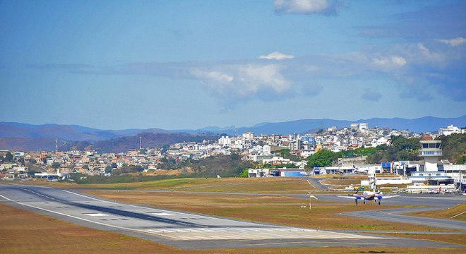 Ministério da Integração restringe Aeroporto da Pampulha a voos regionais