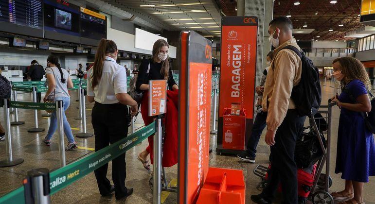 Após fechar 2020 como o pior ano de sua história, aviação brasileira começa a se recuperar