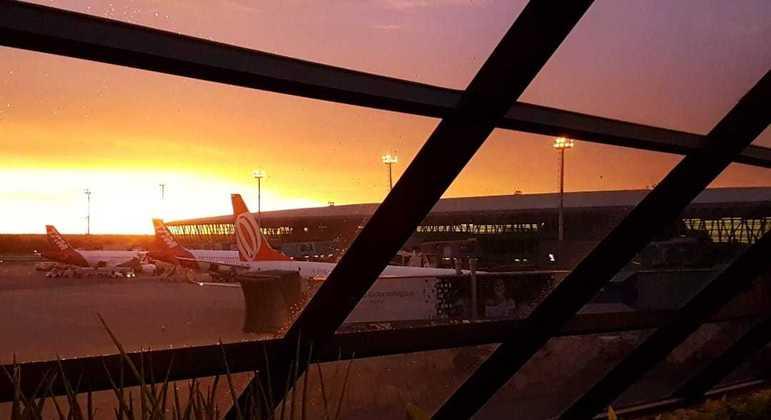 Aeroporto de Brasília faz ação para o outubro rosa