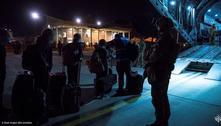 Tropas dos EUA assumem o controle do aeroporto de Cabul