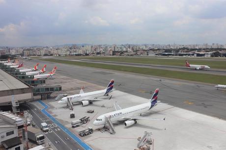 Aeroporto de Congonhas deve ser vendido em 2022