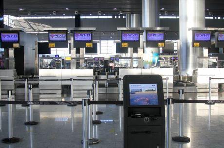 Mulher foi preso no aeroporto de Guarulhos