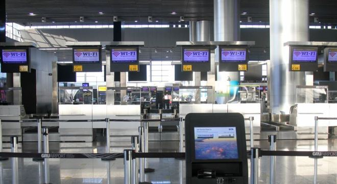 Esquema de liberação de mercadorias ilegais acontecia em aeroporto