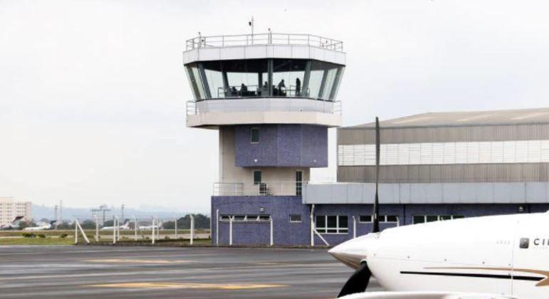 Aeroporto de Sorocaba (SP)