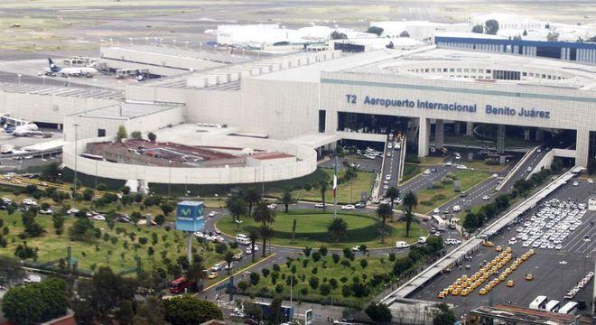 Maior parte dos brasileiros foram retidos no aeroporto da Cidade do México
