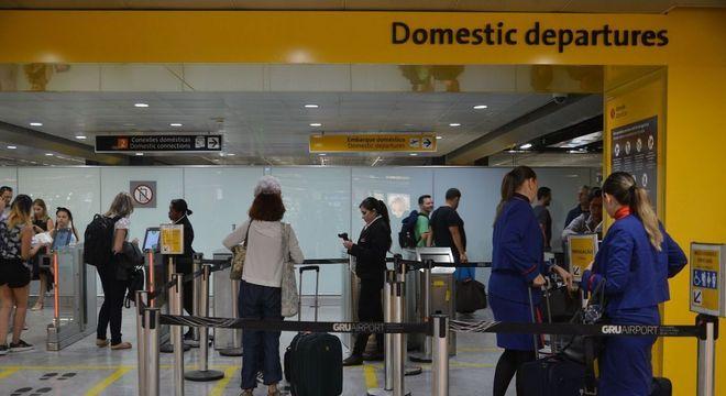Período de educação dos passageiros começa nesta quarta-feira (10)