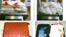 PF apreende quase 50 kg de drogas no aeroporto de Guarulhos