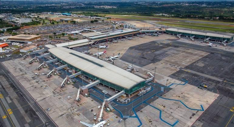 Aeroporto Internacional de Brasília Presidente Juscelino Kubitschek