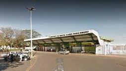 Infraero vai ampliar aeroporto que usa apenas 35% da capacidade (Reprodução / Google Street View)