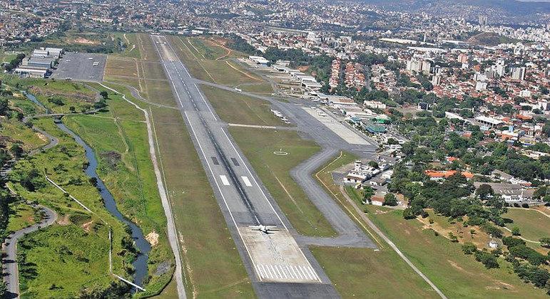 Aeroporto da Pampulha poderá ser concedido para a iniciativa privada
