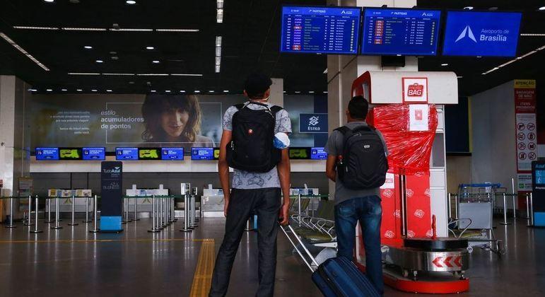 Carnaval: previsão é de baixo movimento em aeroportos e rodoviárias do país