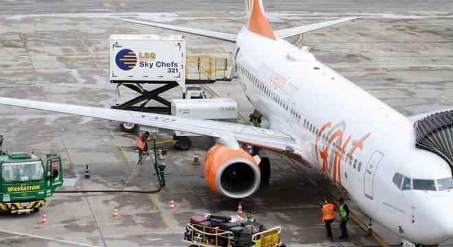 Aeroporto de Recife é um dos mais afetados pela greve de caminhoneiros