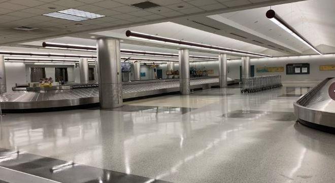 EUA aumentou a restrição de circulação de pessoas nos últimos dias