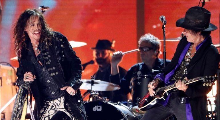 Banda, que foi fundada em Boston, em 1970, já vendeu mais de 150 milhões de álbuns