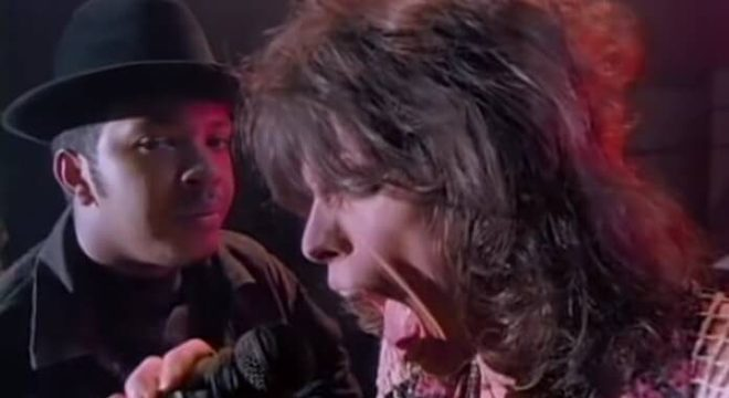 Aerosmith e Run DMC